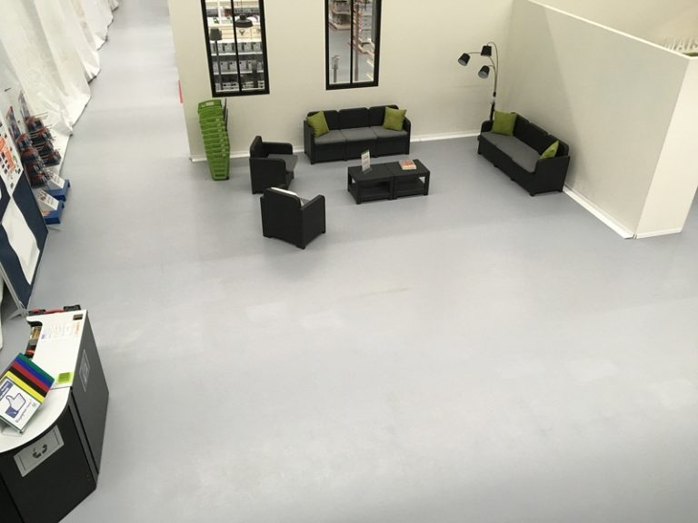 Sol resine epoxy mat grande surface 2