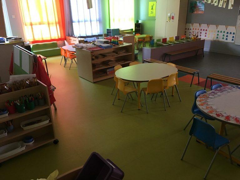 Dalles PVC Ecole Francois Tanguy Lorient 4