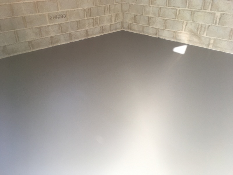 Sol resine Polyurethane mat traite fissures 5