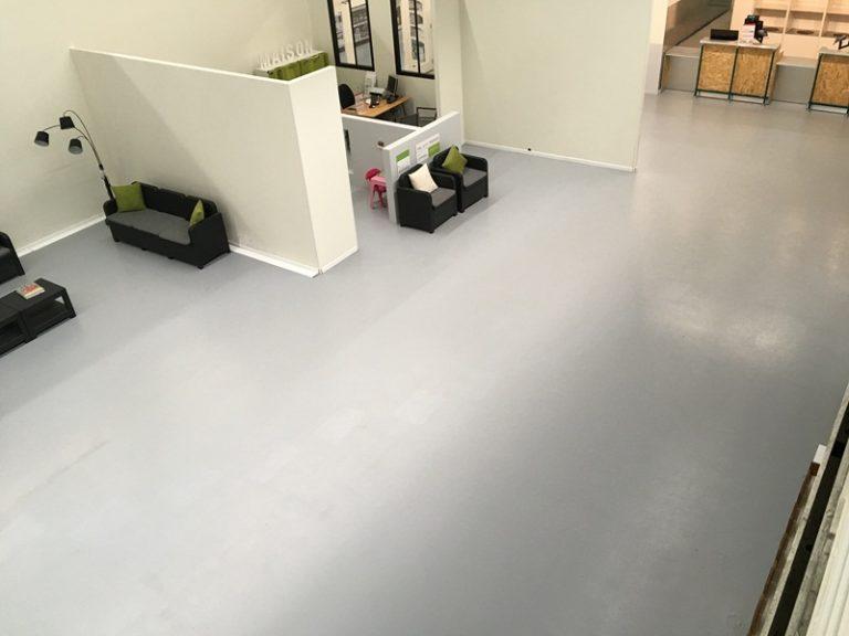Sol resine epoxy mat grande surface 1