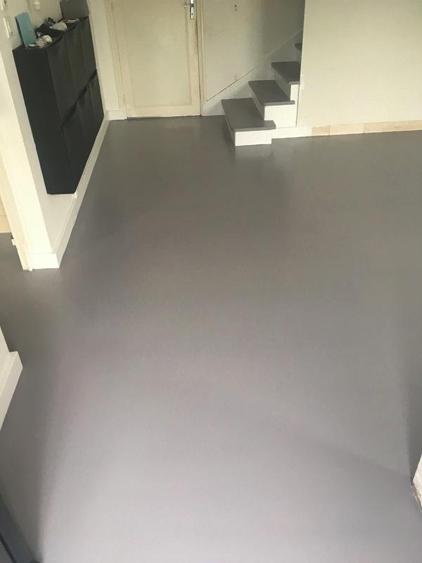 sol resine epoxy auto lissant mat 1