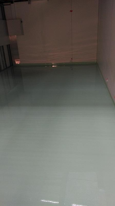 Sol resine epoxy mat usine