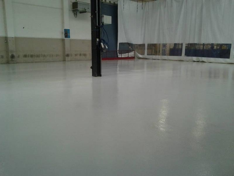 Sol resine epoxy usine