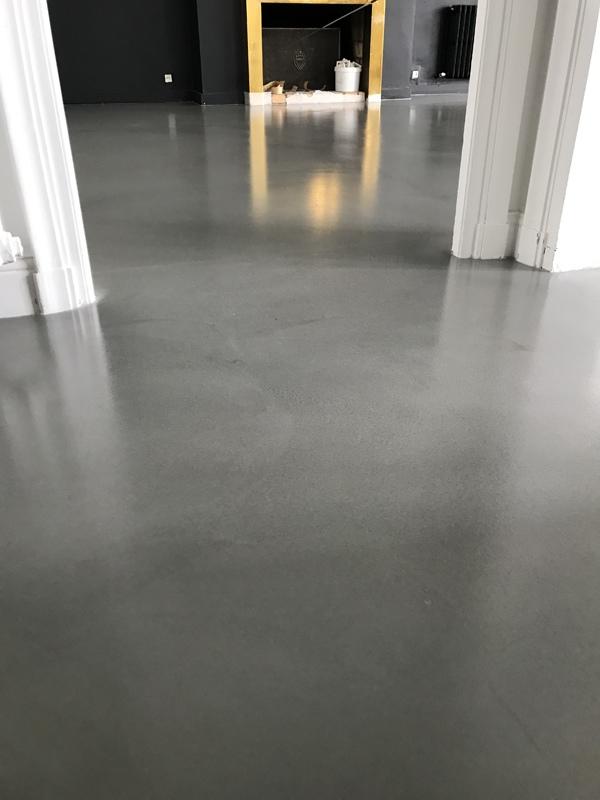Ultratop Mapei beton cire
