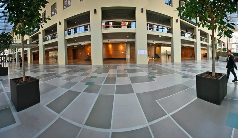 Ultratop polished Mapei beton cire